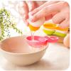 Mise en situation Écumoire / Séparateur de jaune et blanc d'œuf