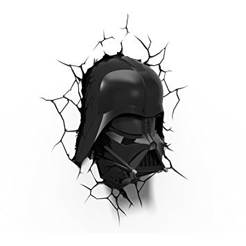 Photo veilleuse Star Wars Dark Vador