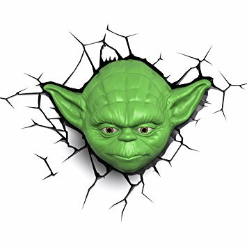 Photo veilleuse Star Wars Yoda