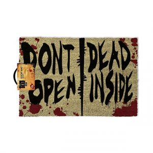 Tapis The Walking Dead – Don't Open Dead Inside
