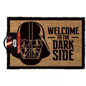 Tapis Star Wars Welcome To The Dark Side