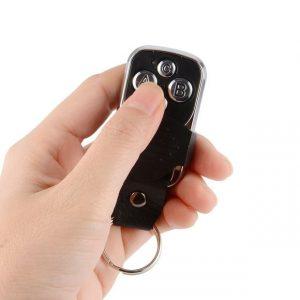 Télécommande universelle pour portail / Garage / Alarme 433 Mhz