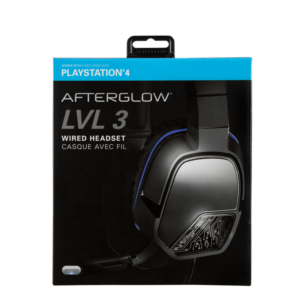 Casque Afterglow LVL 3 PS4