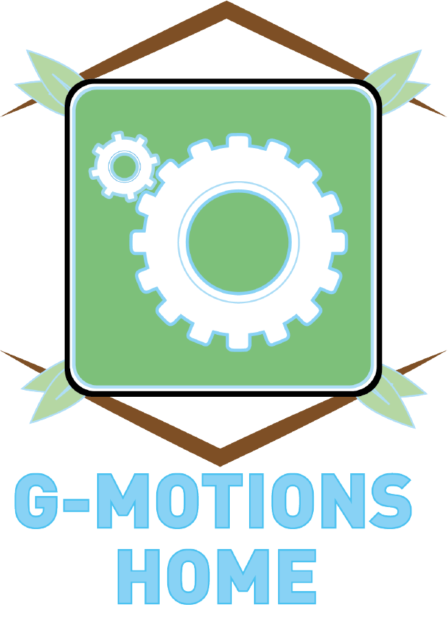 Logo G-Motions HOME