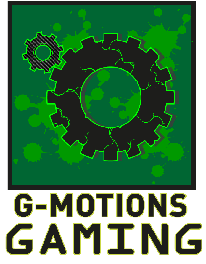 Logo G-Motions GAMING
