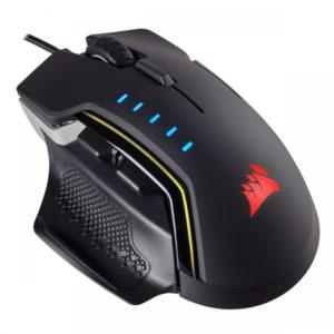 Corsair Gaming Glaive RGB 16 000 DPI Noir