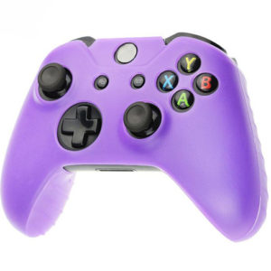 Housse Manette PS4 ou Xbox One Violette