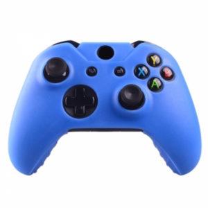 Housse Manette PS4 ou Xbox One Bleue