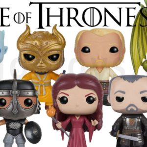Figurine POP GAME OF THRONES