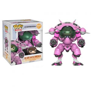 Figurine POP OVERWATCH
