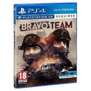 BRAVO TEAM VR PS4 – Occasion