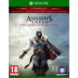 ASSASSIN'S CREED THE EZIO COLLECTION XBOX ONE – Occasion