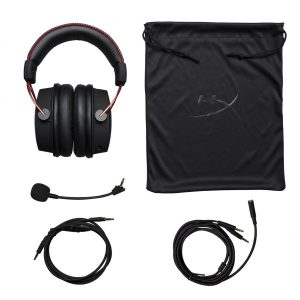 HyperX Cloud Alpha Casque-micro
