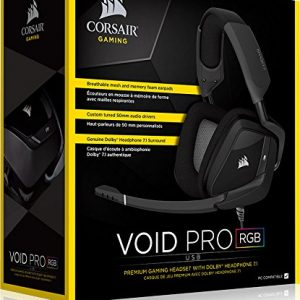 Corsair VOID PRO RGB USB Dolby 7.1 Noir