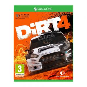 DIRT 4 XBOX ONE Occasion