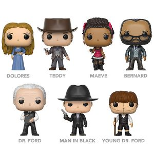 Figurine POP WestWorld
