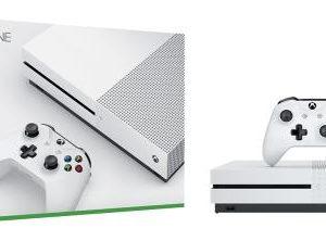 Xbox One S 500 go