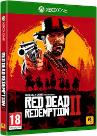 Xbox One X 1TO + Red Dead Redemption 2