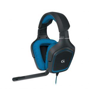 Logitech G430 Casque Gaming pour PC, PS4, Xbox et Switch