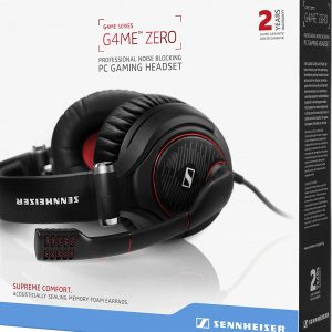 Sennheiser GAME ZERO – Micro-casque Pro Gaming