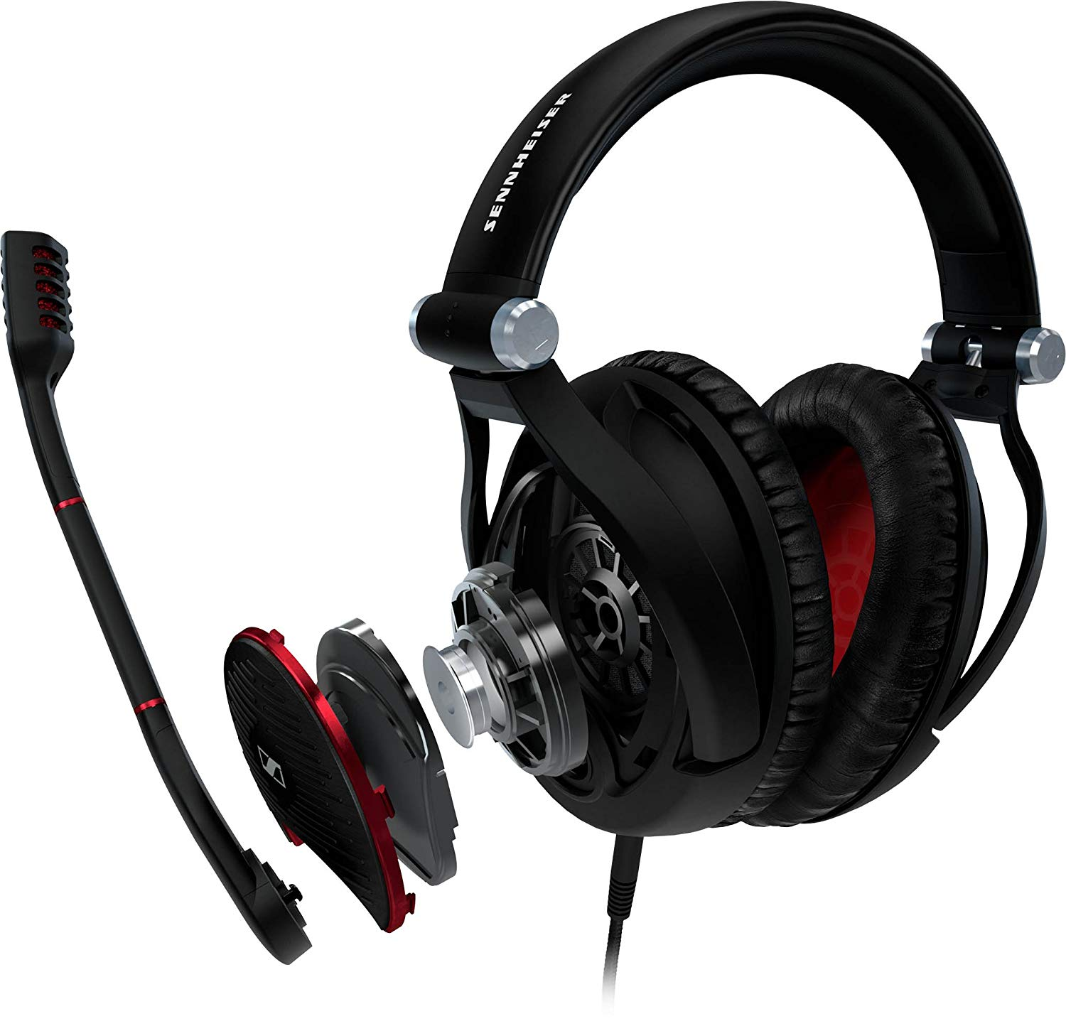 Sennheiser Game Zero Micro Casque Pro Gaming G Motions