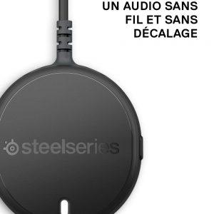 SteelSeries Arctis 7, Casque Gaming, Sans Fil