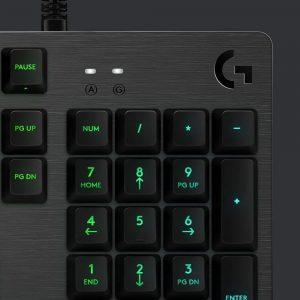 Logitech G513 Clavier Gaming Mécanique