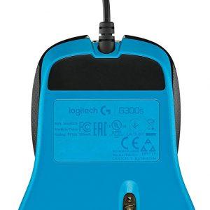 Logitech G300s Souris Gaming Optique Noir