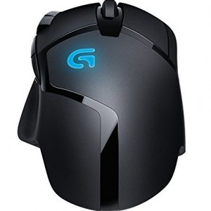 Logitech G402 Souris Gaming Hyperion Fury Noir