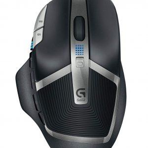 Logitech G602 Souris Optique sans fil Gamer Noir