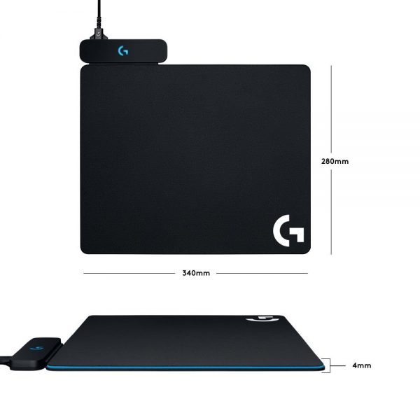 Tapis Gaming Logitech PowerPlay