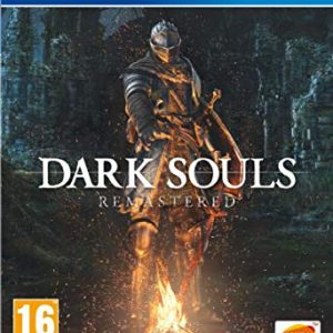 DARK SOULS REMASTERED PS4 OCCASION
