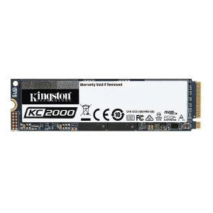 Kingston KC2000 M.2 PCIe NVMe 250 Go