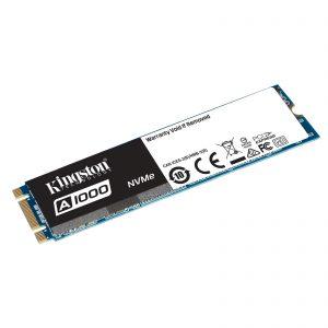 Kingston A1000 M.2 PCIe NVMe 240 Go