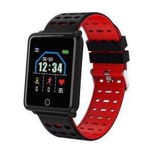 Bracelet Sport GF3 Connecté Podometre Cardio  Android iOS Etanche