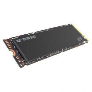 Intel 760P 512Go SSD M.2 NVMe