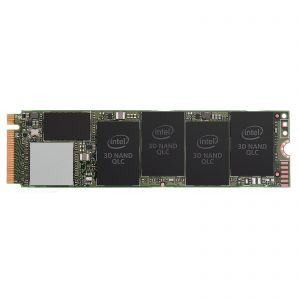 Intel 660P 512Go SSD M.2 NVMe