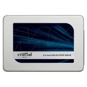 Crucial 250Go SSD