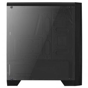 G-MOTIONS Assemblage PC en France, PC Gamer RYZEN 3600 + 240 Go SSD + GTX 1660 TI + 16 GO RAM + 1 to Disque Dur – WiFi – Windows 10 Uniquement la tour