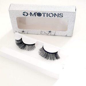 G-MOTIONS Faux Cils Magnétiques 3D / effet naturel ou volume russe/Sans colle/Professionnel beauty / 2 Aimants
