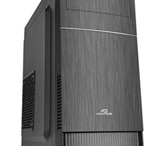 Ordinateur de Bureau/Travail assemblé par G-MOTIONS i3-10105 F – 240 Go SSD – 1TO HDD/Windows 10 Pro/ + Lecteur Graveur CD DVD