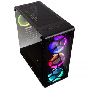 G-MOTIONS PC Gamer Fusion i7-10700KF- Ventirad Bequiet Dark Rock Pro 4 – RTX 3070 – 32 Go RAM – 500Go SSD NVMe – 2To HDD – Windows 10