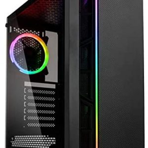 G-MOTIONS PC Gamer Python Ryzen 5 3600 6 X 3.6 Ghz (up to 4.2) / 16 GO RAM/ GTX 1660/ 240 GO SSD / 1 To HDD / Win10 / USB 3.0 Ordinateur de Bureau