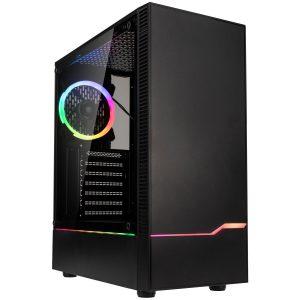 PC GAMER G-MOTIONS i5 10400F – GTX 1650 – 1To – 500SSD NVME – 16Go RAM – 650W – Win10 – Wifi