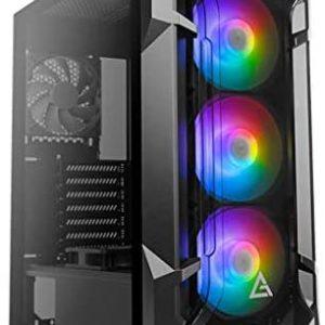 G-MOTIONS PC Intel Core i9 9900Kf 10x 3.70-5.30GHz • GeForce RTX 3060 12Go • 1To M.2 SSD NVME • 32Go DDR4 • Watercooling • 2To HDD • Win 10 • WiFi • USB3.0 Unité Centrale Ordinateur de Bureau