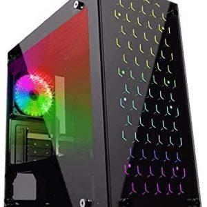 G-MOTIONS Pack PC Gamer APOPHIS + Ecran 22 Pouces + Clavier/Souris/écouteurs • Intel i5 9400F 6 X 2.99 Ghz • GeForce GTX1650 4Go • 16Go DDR4 • 120Go SSD • 1To • Win10• WiFi •