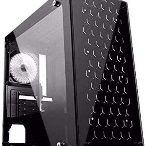 G-MOTIONS PC Gamer CERBERE • Intel i3 10100F 4 X 3.99 Ghz • GeForce 1030 • 8Go DDR4 • 120Go SSD • 1To • Win• WiFi•Pack avec écran 24″, Clavier, Souris, écouteur