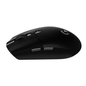 Logitech – G305 Lightspeed Wireless Gaming Mouse (Noir)