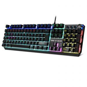 Clavier Spirit of Gamer – Xpert K400