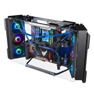 L'APOCALYPSE – Configurez à 100% votre machine à partir de ce boitier, à partir de :